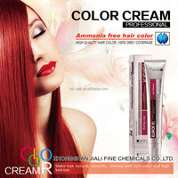EUROFA GMPC/ISO/GMP professional hair color private label available 100000pcs per day