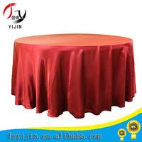 Modern design wedding buffet table cloths