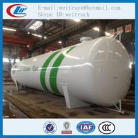 factory selling asme standard 5cbm 20cbm 25cbm 32cbm 50cbm 65cbm 80cbm 100cbm 120cbm lpg gas storage tanks for sale