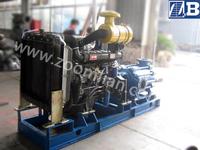 D Diesel Engine Fire Pump/Horizontal Multistage Fire Pump/Diesel Fire Pump