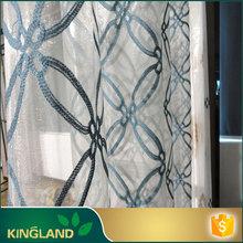 2015 nuevo producto de calidad increíble elegante cortinas de decoración del hogar