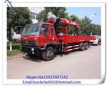 SANY truck crane, 2-20 tons Crane Truck Crane for sale