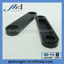 Black Plating Steel CNC Machining Connection Parts in Drilling Mechanical Services