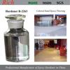 Colored sand flooring coatings,epoxy flooring coating, epoxy flooring vanish hardener R-2263