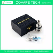 Hot Sale Monkey RDA Atomizer Clone Stainless Steel New Style RDA Monkey Vaporizer For Electronic Cigarette Big Drip Atomizers