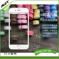 Hot Popular Clear 9H Gold Protector Front+Back Mirror Tempered Glass Film Screen Protector Cover For iPhone 6s