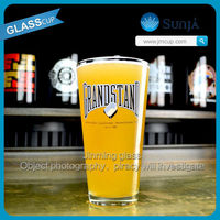 China new product handblown tequila beer bar glassware kinds of drinking glasses tequila beer