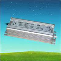 waterproof led driver,waterproof electronic led driver,80W led driver constant current