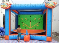 inflatable batting cage, inflatable batting sports arena, inflatable batting shoot course house