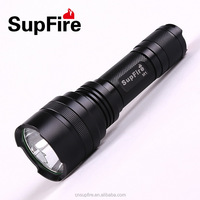 Portable outdoor waterproof rechargeable LED torch light M1