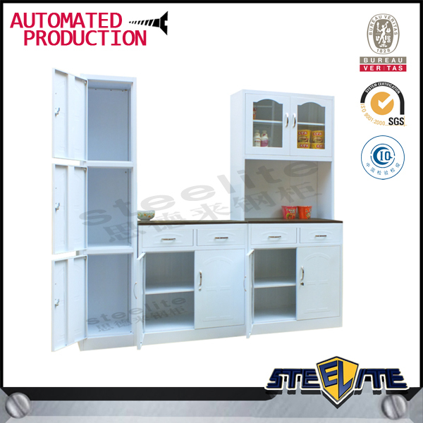 self assemble metal kitchen cabinet in kerala buy