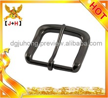 2015 hot sale custom zinc alloy pin belt buckle