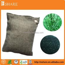250 gram Best Price Natural Black Granular Bamboo Charcoal Bags