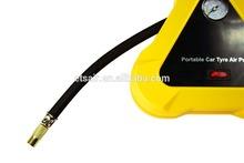 TPF DC 12v portable car air compressor /mini Tire inflator