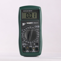 High quality handheld digital multimeter model MS8211A,unit multimeter with buzzer