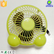 high quality mini desk fan with Aroma for creative gifts