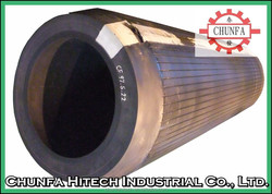 Steel Coil Manufacturing Rubber Mandrel Sleeve