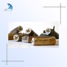 2015 new design screen printing popular Wooden usb for gift