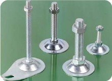 T slot aluminum extrusion metal leveling foot accessories for industry