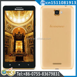 Original lenovo S856 5.5 inch IPS 1280*720 MSM8926 lenovo Quad Core Android 4.4 8MP 1gb ram 8gb rom smart phone lenovo 4g phone