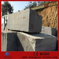 china own quarry price G654 raw large granite stone blocks
