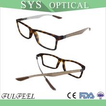 2015 nuevo diseño más reciente borde completo modelo TR90 marco óptico de gafas