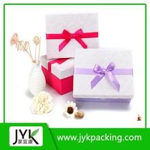 Popular cute colorful printing cardboard paper packaging box