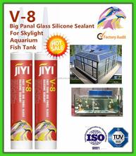 Rapid Acidic Curing RTV Silicone Sealant adhesives and sealants