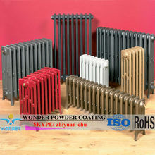 Supply variety of metal Radiator use powder coating