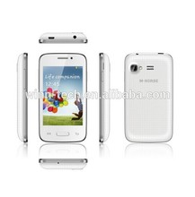 Dual sim 3g video calling mobile phones dual sim mobile phone with voice changer S51