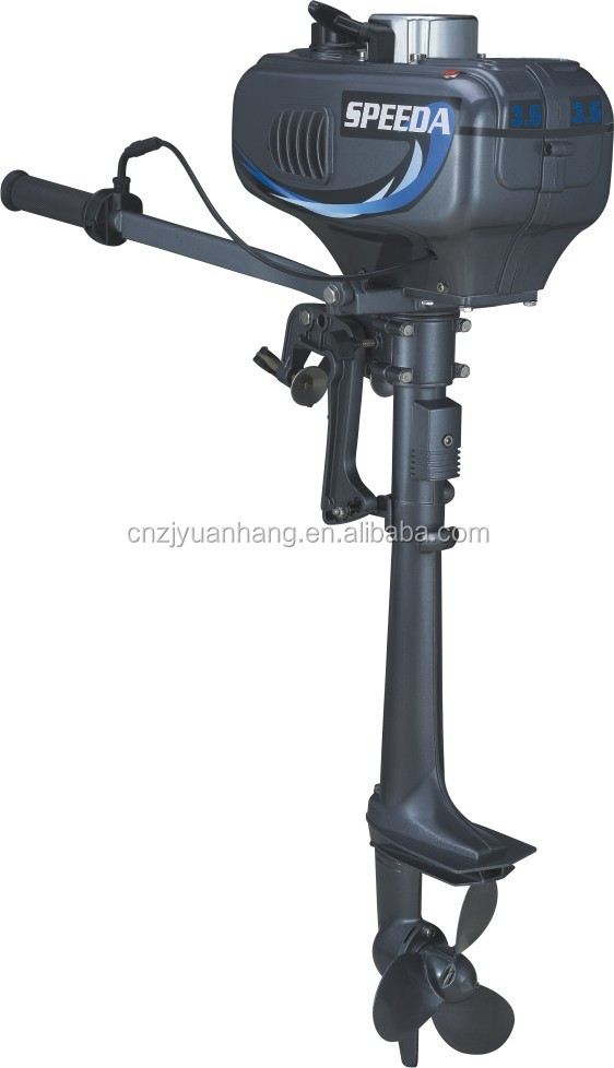Small outboard motor with 2 stroke engine buy for Buy boat motors online