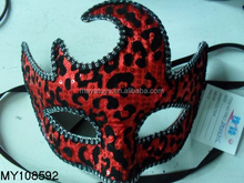 Wholesale half face dance sexy party mask/festival performance Halloween party
