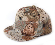flat visor child snapback baseball caps and hats embroidery hat