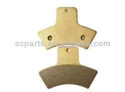 Sintered Brake pads for polarid ATV