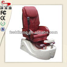 Airbage massage foot spa pedicure chair with remote control