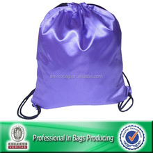 Custom Cheap Polyester Drawstring Golf Shoe Bag