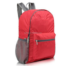 Backpack Ultra Light-Weight, Nylon Backpack, Foldable Packable Water-Proof, $2.5