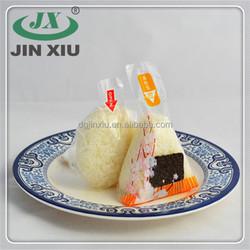 Hot sale onigiri BOPP plastic bag for food packaging