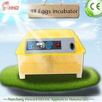 2015 best selling small egg incubator/ mini egg incubator with full automatic