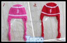 yawoo hat for baby baseball design crochet baby cowboy hat pattern christmas new year warm baby girl hat