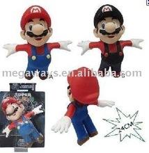 cute Super Mario game character figure
