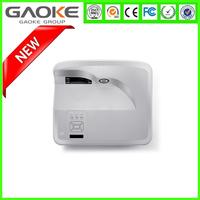 2015 Gaoke High resolution 1920X720 cheapest dlp projector