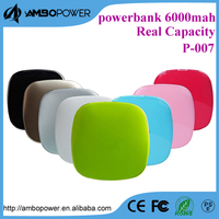 Electricity-saving 5600mah smart power bank for samsung galaxy note2