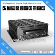 4 channels HDD anti-shock WIFI 3G 4G Car bus digital video recorder