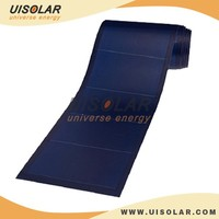 68W flexible solar panel for BIPV