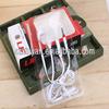 Plastic covers for earphone, free sample earphone for mobile