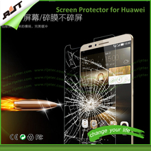 Wholesale price 9H Japanese 180 degree Privacy 2.5D Tempered Glass Screen Guard for Huawei Ascend Mate7 for Huawei cellphone