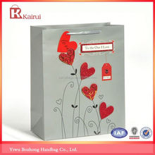 The best choice factory supply 2012 hiqh quality paper bag printing