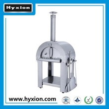 2015 outdoor stainless steel pizza machine, pizza oven fire wood for sale