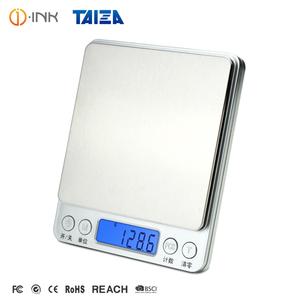 Портативный посылки весом 0,01 г Мини цифровой электронный Карманный весы